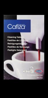 reinigingstabletten cafiza koffiemachine