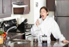 Extra alert na koffie en een dutje