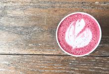 Zijn bietenlattes de nieuwe koffietrend?