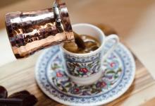 Turkse liefdeskoffie