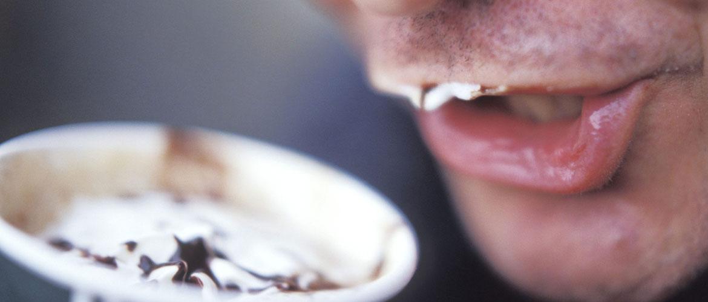 door koffie leef je langer