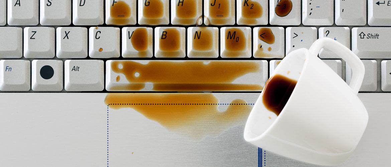 koffie morsen