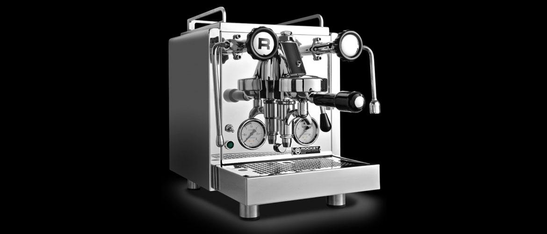 Semi automaat koffie